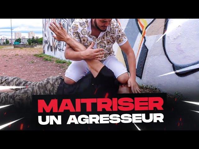 COMMENT MAITRISER RAPIDEMENT UN AGRESSEUR