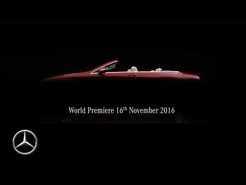 Los Angeles Auto Show 2016: Mercedes-Benz Cars Press Conference – Mercedes-Benz original