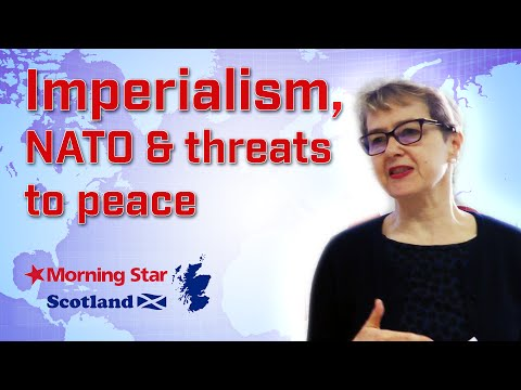 Imperialism, NATO & Threats to Peace - Kate Hudson CND