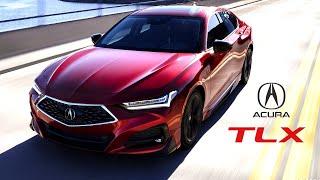 All-new 2021 ACURA TLX - Mid-Range Sporty and Luxury Sedan!