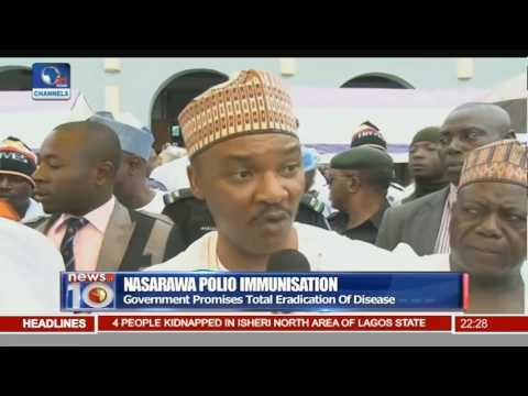 Nasarawa Polio Immunisation: Government Promises Total Eradication Of Disease