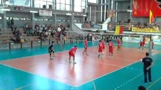 FU&VT VS Volley Pescara