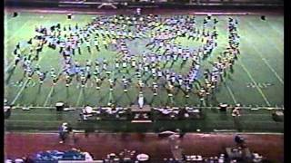1993 Lafayette High School Band