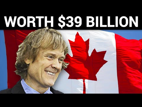 Who's The Richest Person In Canada?