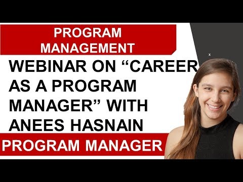 Learn Everything About Program Manager Role | PM Job | Interview Questions | Program Manager Career