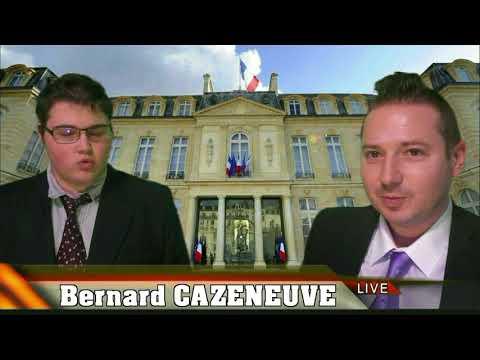 L'interview Exclusive de Bernard CAZENEUVE