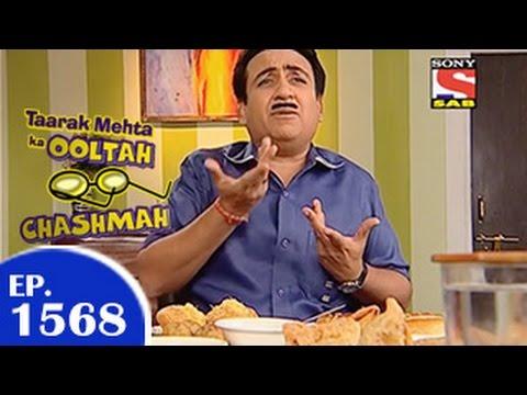 Taarak Mehta Ka Ooltah Chashmah - तारक मेहता - Episode 1568 - 22nd December 2014