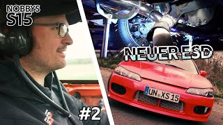 Nobby's Nissan Silvia S15 #2 - Mehr Power mit neuem Endtopf! - MPS Engineering