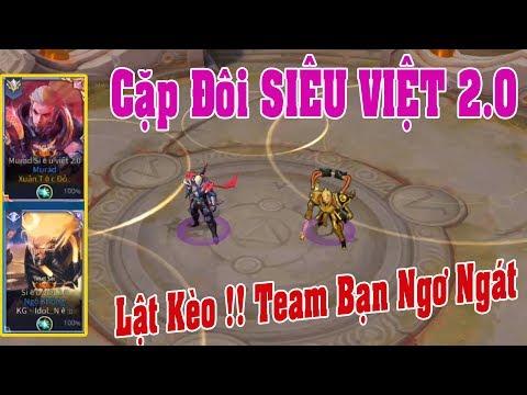UTS Channels | Cặp Đôi Hoàn Hảo MURAD Siêu Việt 2.0 Với NGỘ KHÔNG Siêu Việt 2.0 | Bất Ngờ Chưa ??