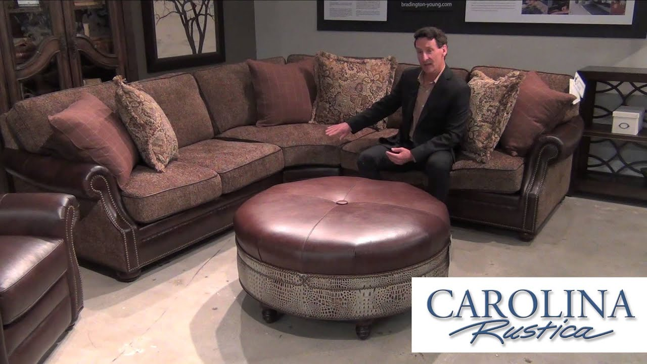 What We Love About Bradington Young Leather Furniture   YouTube