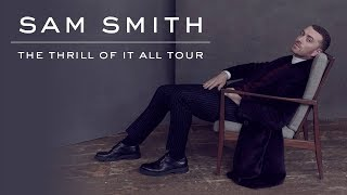 SAM SMITH - The Thrill of it All Tour feat. Lewis Capaldi Live Concert Berlin 25/04/2018