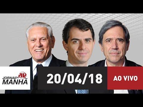 Jornal da Manhã - 20/04/18