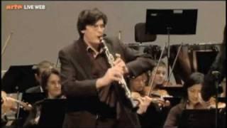 Copland clarinet concerto (part 1) Raphael Severe