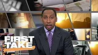 First Take analyzes Astros' Game 7 World Series win against Dodgers | First Take | ESPN