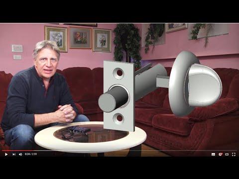 Замена нерабочего счетчика воды или почему сдох счетчик - YouTube