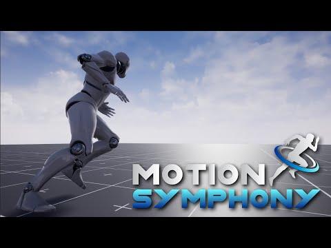 Motion Symphony: Trailer - Just Motion Matching, No Frills