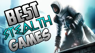 TOP 10 Insane Steąlth Games For Low End PCs (No GPU) 🔥 | 1GB\2GB Ram PC Games 😍 [2020]