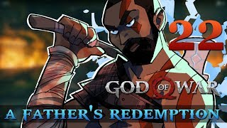 [22] A Father's Redemption (Let's Play God of War [2018] w/ GaLm)