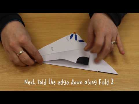 How to make Origami Songbirds