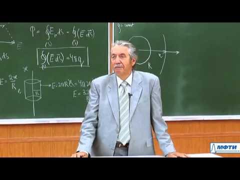 Лекция 2.2. Применение теоремы Гаусса