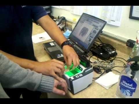 Live Scan Fingerprinting Youtube