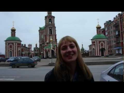 Видео-отзыв о городе Йошкар-Ола