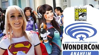 WonderCon 2017 Cosplay Music Video - Let's Forget Who We Are