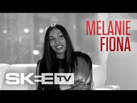 Melanie Fiona Talks Having Been In Group With Drake, New Album, Taking A Break From Music on SKEE TV