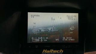 flight 2 feiyu fy 41ap lite on sky surfer 1400mm v1 battery 2