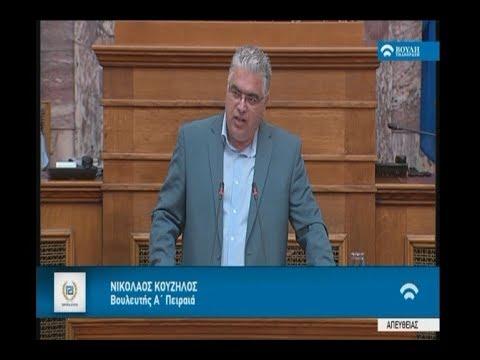 Ν. Κούζηλος: Η Χρυσή Αυγή αγωνίζεται για μια μεγάλη Ελλάδα σε μια ελεύθερη Ευρώπη!