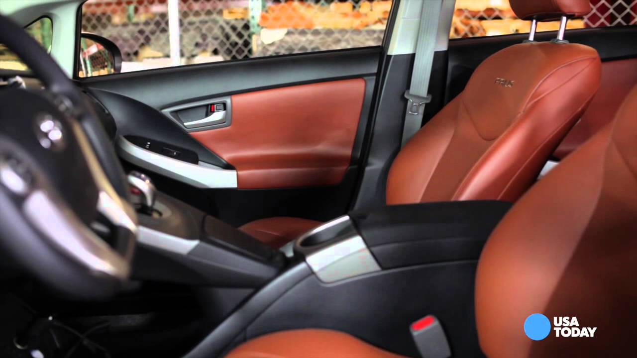 Katzkin cashes in on leather car upholstery