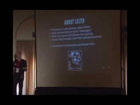 Lilith - Solving the Distributed Video Operations Challenge @ ESPN - John Kemp