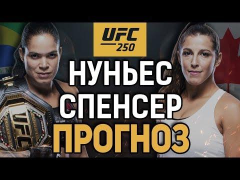 СПЕНСЕР АПСЕТНЕТ??? Аманда Нуньес vs Фелиция Спенсер / Прогноз к UFC 250
