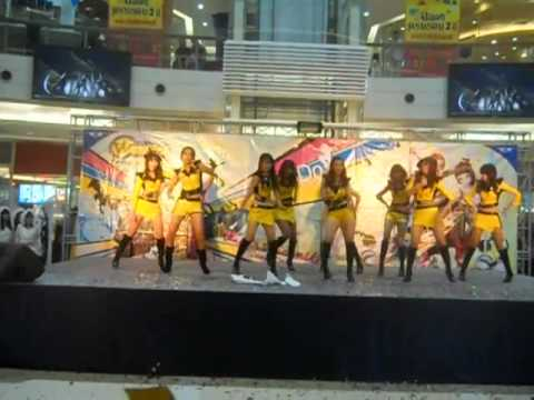 110813 Wedo final stage - SNSD - Mr.Taxi cover by Persephoniiz