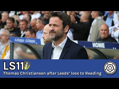 LS11 | Thomas Christiansen after Leeds' loss to Reading
