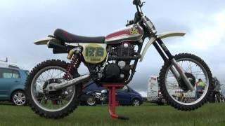 Classic Yamaha Dirt Bikes