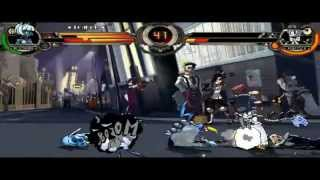 Fighting Game : skullgirls - 2013 [ PC  gameplay HD ]