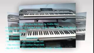Cửa Hàng Mua Bán Nhạc Cụ. Đàn Organ, Guitar, Piano. Tại Sài Gòn - Quận Bình Tân - Tp. HCM.