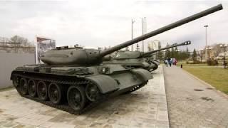 """Обзор Т-54(1947) """"Рожденный нагибать(нет)"""" - в War Thunder!"""
