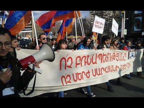 Ереван: 1 марта 7 лет спустя
