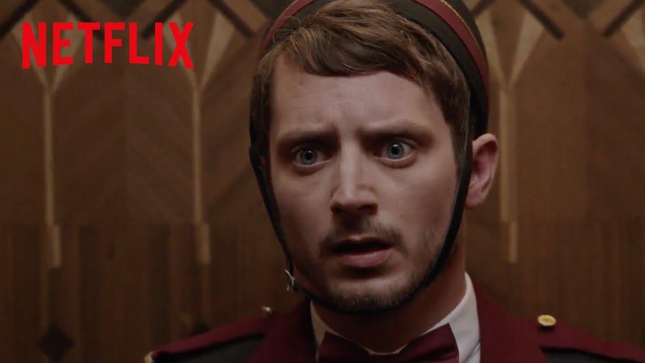 Dirk Gently Netflix