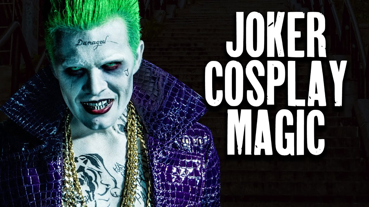 joker magic trick