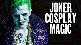 ☠ SUICIDE SQUAD ☠ Cosplay Magic Trick 🔮