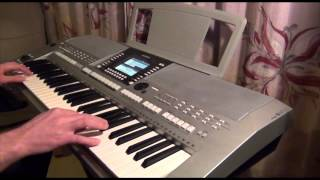 Yamaha PSR-S910 Music Finder: House of the Rising Sun