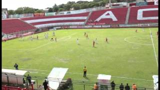 Gols ACP (01) x (01) Paraná Club no WW em 05.07.15 - TAÇA  FPF/2015