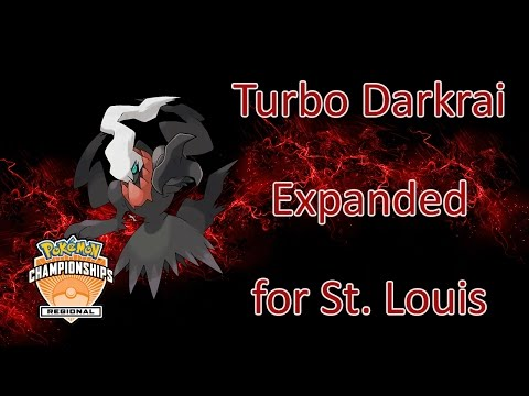 Turbo Darkrai for St. Louis