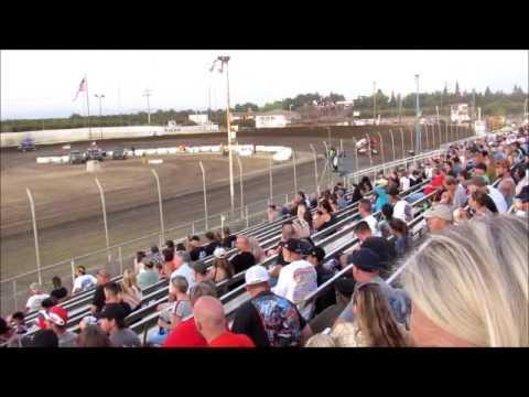 Sprintcars Heats Dash @ Marysville Raceway Park 9 18 16