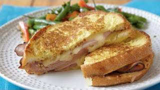 Dijon Croque Monsieur Recipe