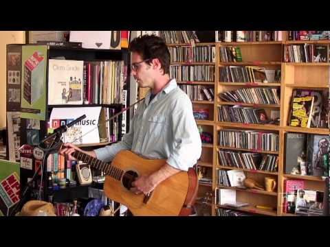 NPR Music Tiny Desk Concert: Eef Barzelay of Clem Snide