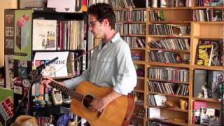 Eef Barzelay of Clem Snide: NPR Music Tiny Desk Concert